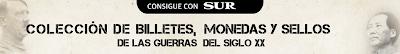 Billetes, Modenas y Sellos de las Guerras del Siglo XX - Diario Sur