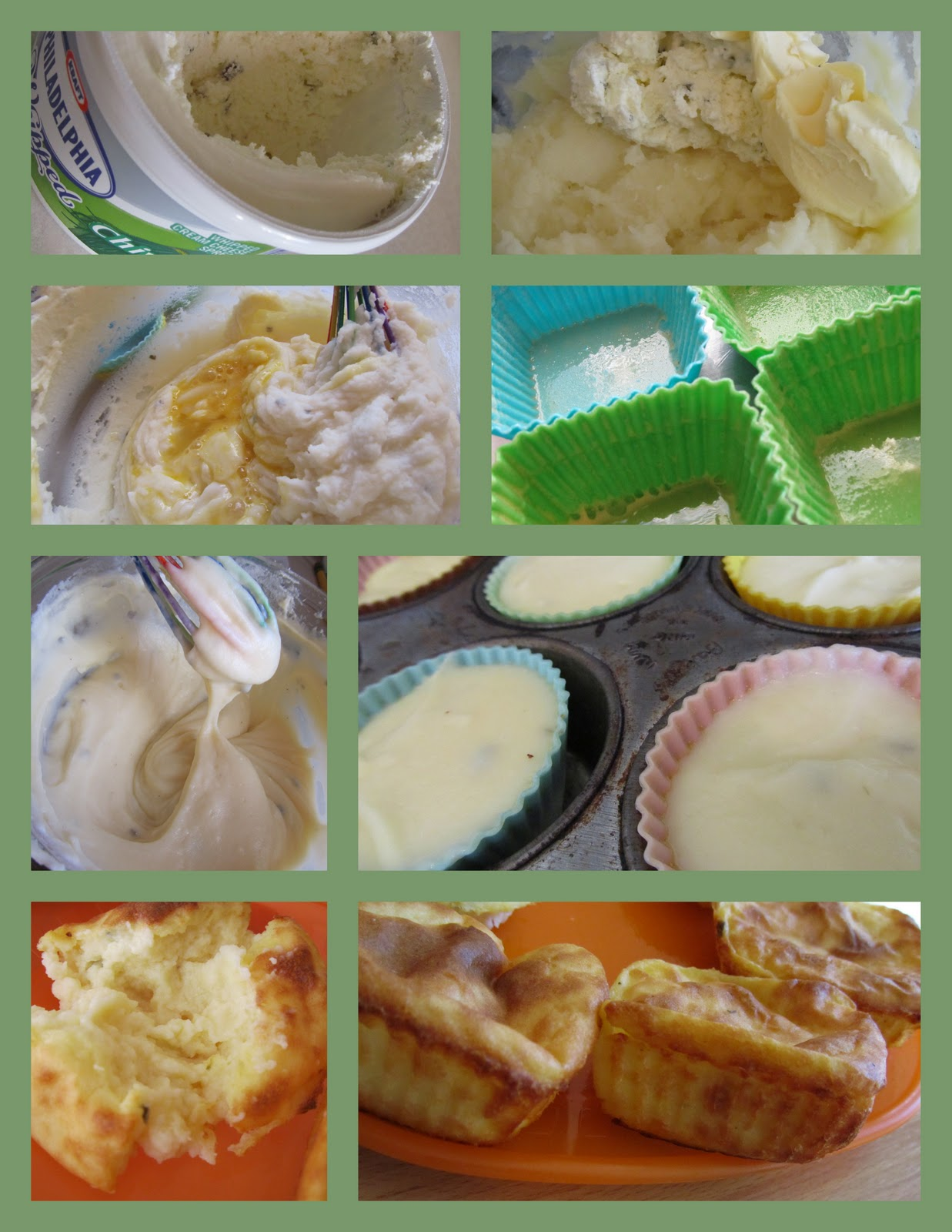 round 1 mashed potato puffs cupcakes round 2 mashed potato puffs tots