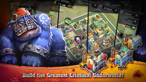 Clash of Mafias
