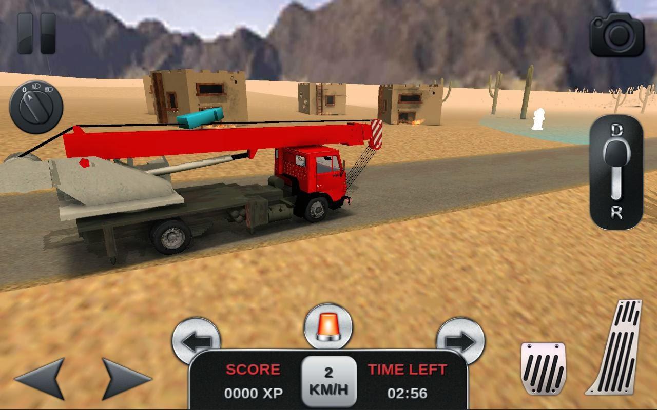 Firefighter Simulator 3D MOD APK v1.2.0 (1.2.0) (Mod Unlimited XP)
