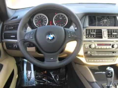 2012 BMW X6 Review Interior Design.