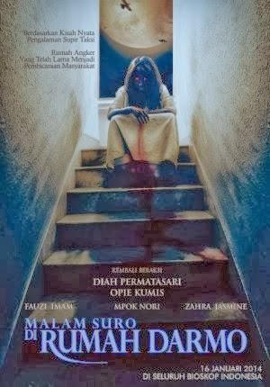 Film Malam Suro DI Rumah Darmo - Horror Indonesia