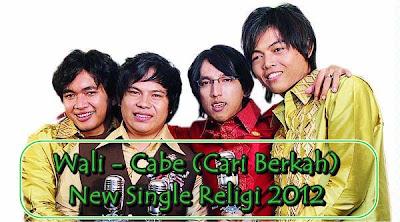 Chord Gitar Wali Band Cari Berkah (Cabe)
