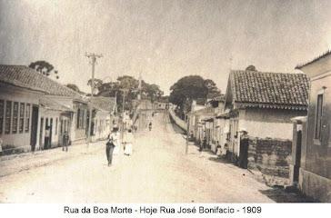 RUA DA BOA MORTE EM 1909