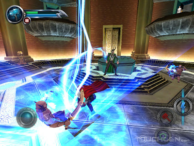 เกมส์ Thor Son of Asgard