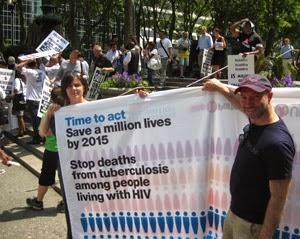 Kolaborasi TB dan HIV