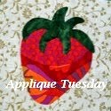 Applique Tuesday