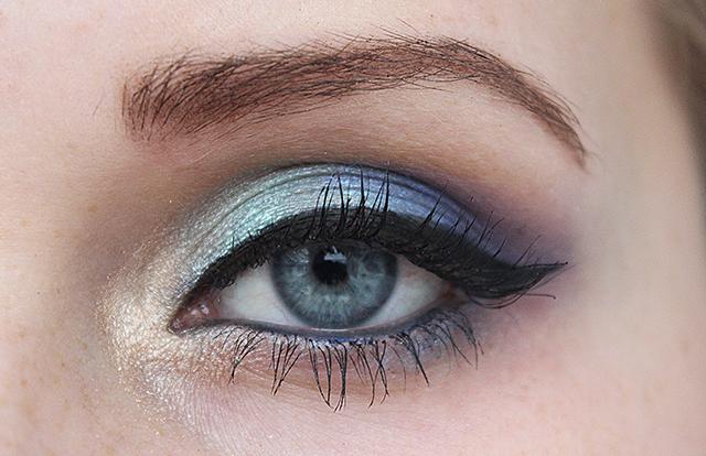ocean inspiration makeup