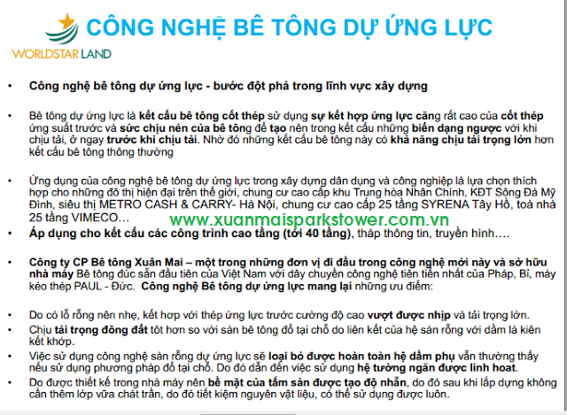 cong nghe be tong du ung luc