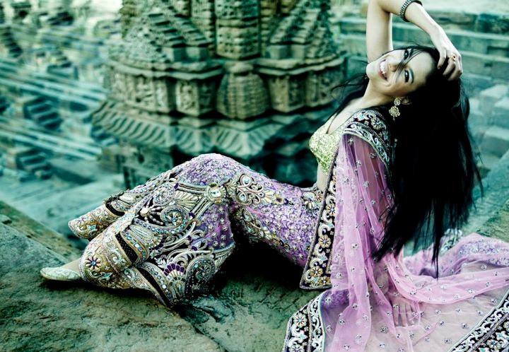 Kalki Saree Style Lehenga Choli Collection 2012/13 | New Lehenha Choli ...
