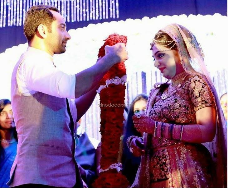 Nazriya fahad marriage dance ministry