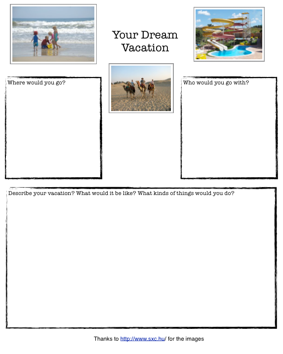 Fifth Grade Essay Writing Worksheets and Printables
