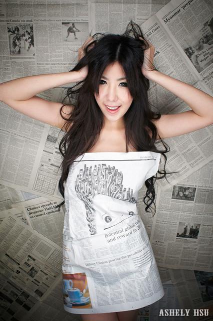 Ashely Hsu 愛雪莉