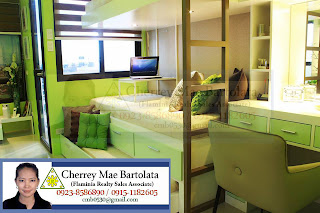 Preselling For Sale Condominium in Mabolo Cebu City Loft and Studio with SOHO small office home office below 2M at 1.7M