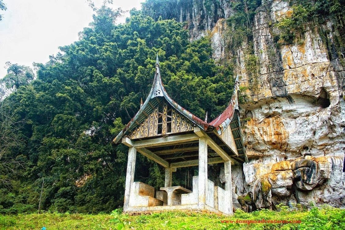 Wisata Kuliner Dan Budaya Sumatera Barat Wisata Alam Di Ngalau Loguang