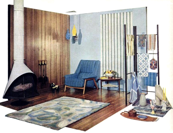 Perfect Decorating Ideas: Better Homes U0026 Gardens 1960