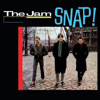 CDs in my collection: Snap by The Jam