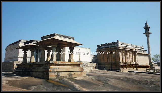 Jain monuments in Karnataka
