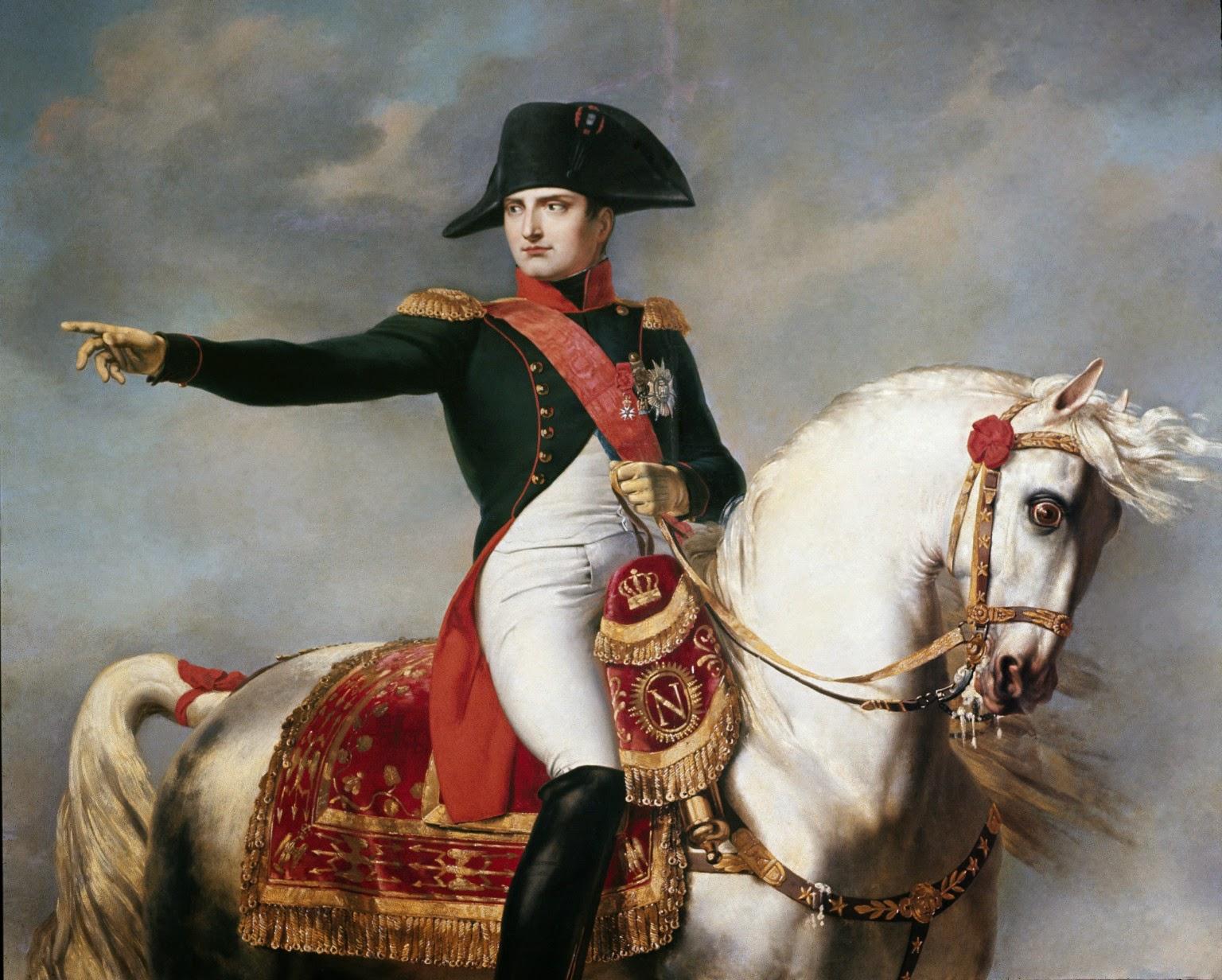 Un día como hoy en la historia judía, Napoleón Bonaparte conquistó Gaza y la ofreció como patria judía