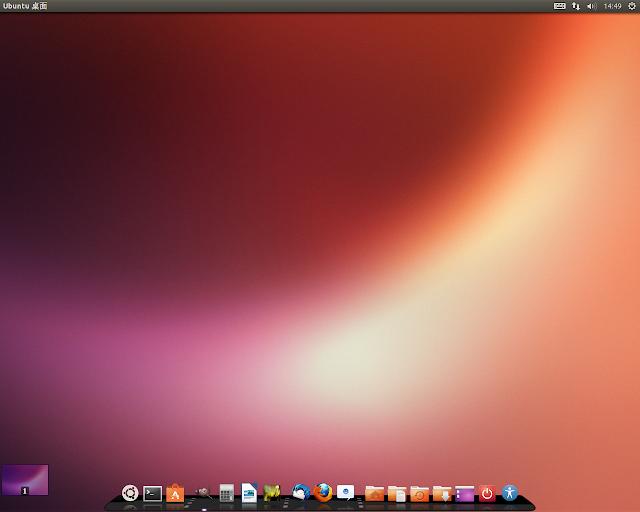 Ubuntu Linux Dock 桌面(Mac Style)