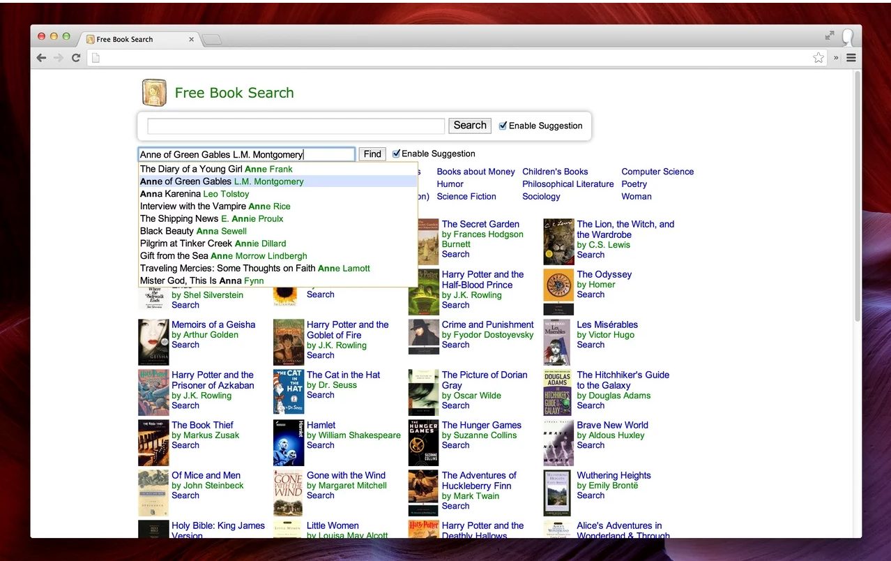 Two Very Good Book Search Engines for Teachers