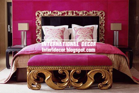luxury bed traditional design for kings bedroom luxury bed with glided frame - Luxurious Bed Designs