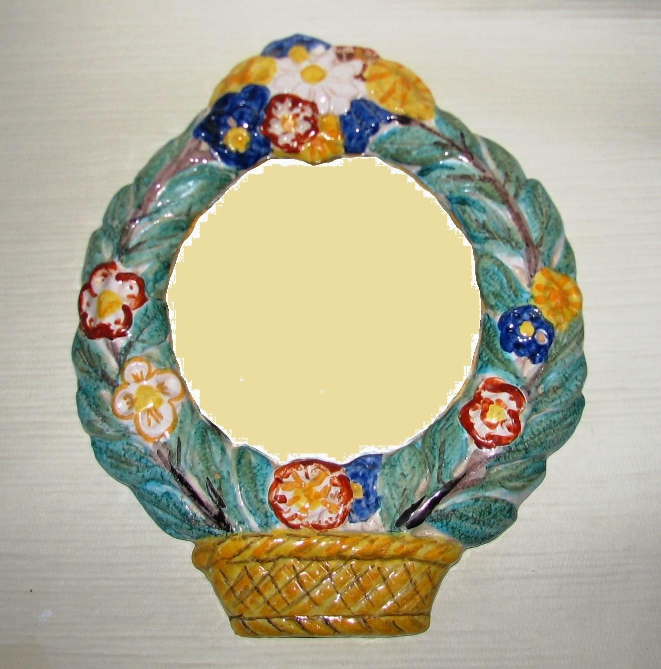 Keraluc le renouveau de la fa ence bretonne miroir for Miroir o beau miroir