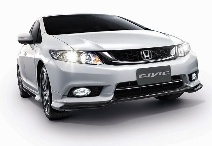 2015 Honda Civic Modulo Safety