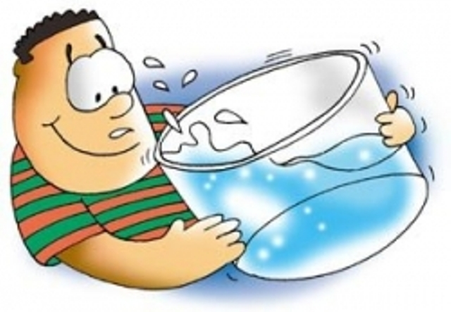 Too Much Drinking Water Clip Art