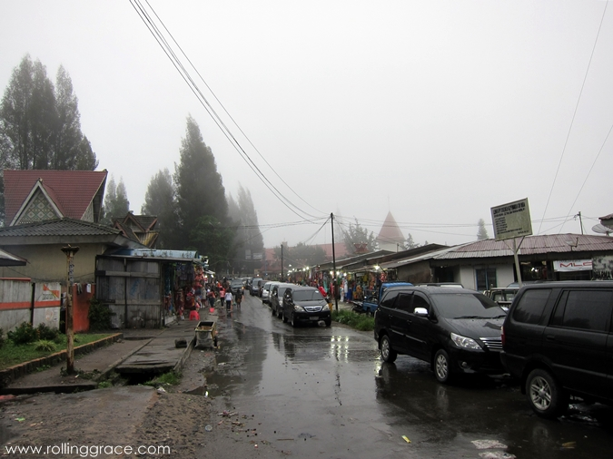 berastagi indonesia