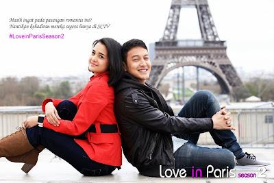 Kumpulan Kata-Kata Cinta Dan Motivasi Film Love In Paris | Kumpulan Kata-Kata Cinta Dan Motivasi Film Love In Paris Season 2