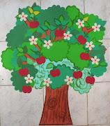 Árvore em E.V.A