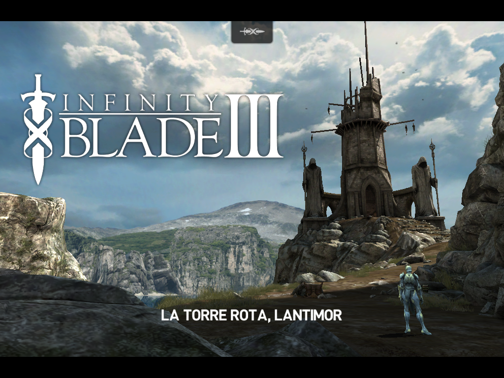 torre rota de lantimor en infinity blade 3