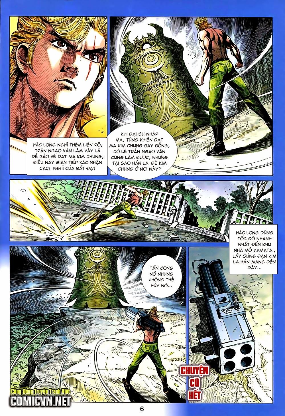 Thạch Hắc Long Truyện Chap 90 - Trang 6