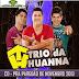 TRIO DA HUANNA - CD PRA PAREDÃO DE NOVEMBRO 2013