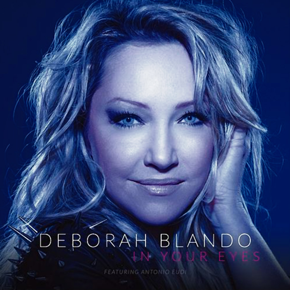 Capa do álbum Deborah Blando – In Your Eyes (2013)