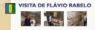 VISITA DE FLAVIO RABELO