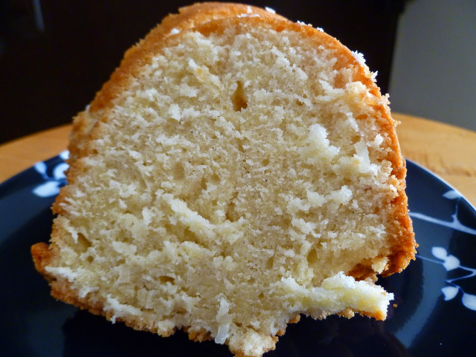 The Pastry Chef's Baking: Coconut Cream Cheese Pound Cake