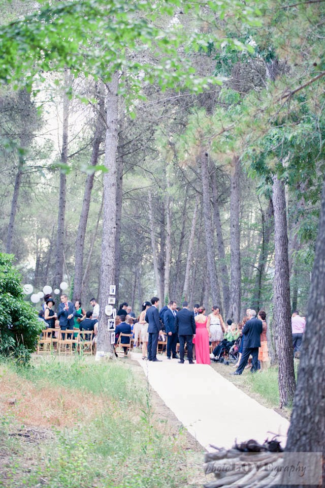 boda bosque forest wedding natural