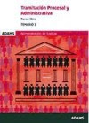 """Día del Libro: Temario I. Tramitación procesal y administrativa turno libre """"Administración de Justicia""""."""