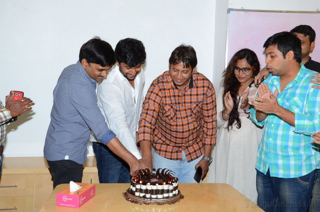 Nani ,Lavanya Tripathi Starrer Bhale Bhale Magadivoy title song was launched in Hyderabad at Radio Mirchi 98.3 fm .Maruthi directed this film . . Bhale Bhale Magadivoi is jointly produced by Geetha Arts 2 and UV Creations. Music composed by Gopi Sunder makers are planning to Release audio on 15th August  and Movie in August Ending
