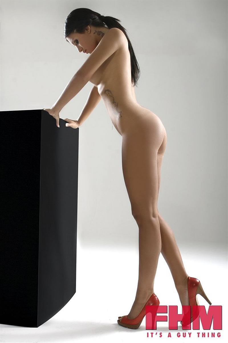 Amber chia fhm pictures nude for several