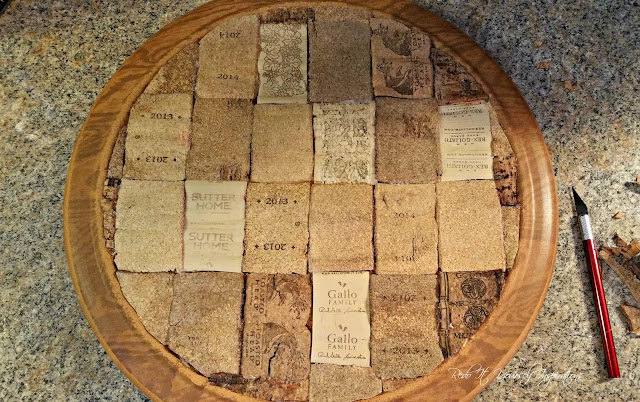 How To Peel Wine Corks And Flatten Them Redo It Yourself