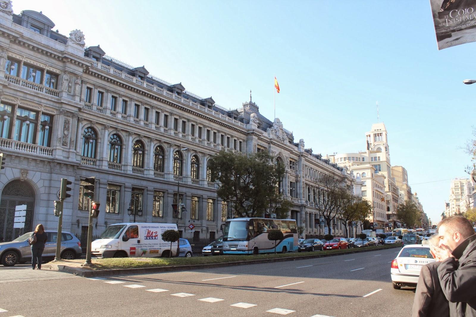Madrid villa y corte calle alcal madrid - La chulapa de alcala madrid ...