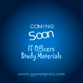 IBPS SO IT Officer Study Materials