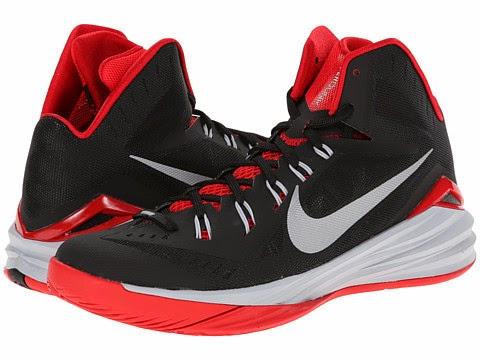 Nike Hyperdunk 2014 Mens Lunar Basketball Shoes New Bright Mango