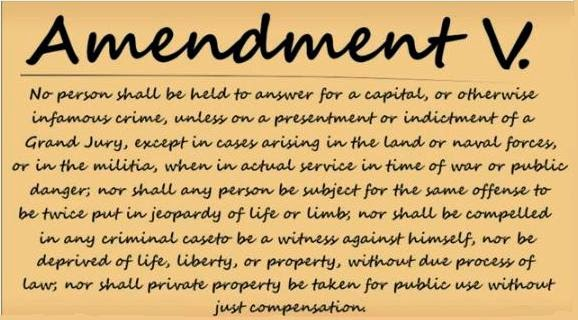 Fourth And Fifth Amendment Essays - image 4