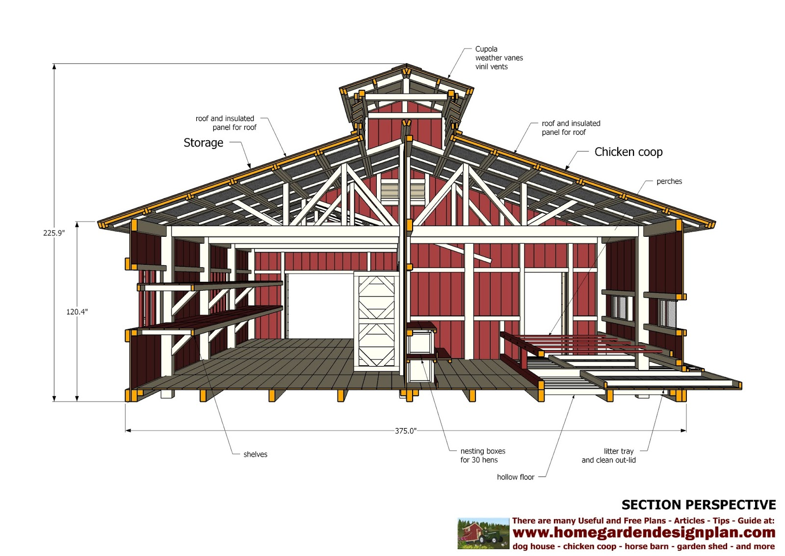 Free garden shed plans plan shed for Garden shed designs free