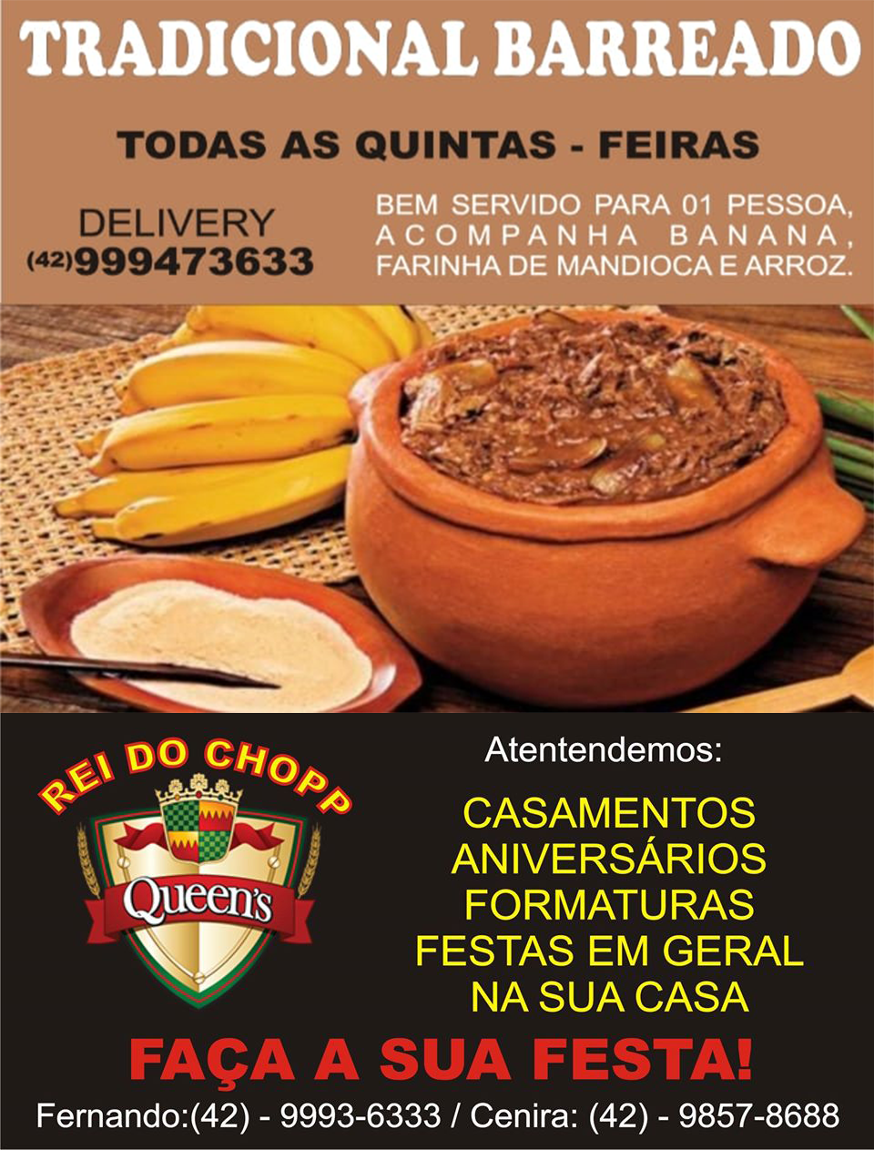 REI DO CHOP