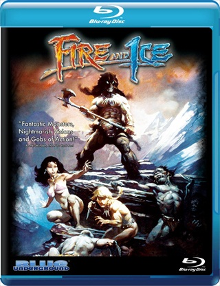 Fire and Ice 1983 Dual Audio BluRay Download